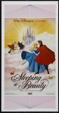 "Movie Posters:Animated, Sleeping Beauty (Buena Vista, R-1980s). Australian Daybill (13"" X30""). Family. Directed by Les Clark, Eric Larson, Clyde Ge..."