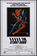 "Movie Posters:Adventure, The Stunt Man (20th Century Fox, 1980). One Sheet (27"" X 41""). Comedy. Directed by Richard Rush. Starring Peter O'Toole, Ste..."