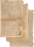 Miscellaneous:Newspaper, [Barbary Pirates]. ...