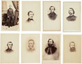 Photography:CDVs, Captain J. William Bushby's Personal Collection of Cartes de Visite of Confederate Officers....