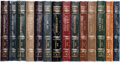 Books:Fine Bindings & Library Sets, Ian Fleming [ James Bond ]. Complete Set of James Bond Books.Norwalk: The Easton Press, 2005. Fourteen small octavo volumes...(Total: 14 Items)