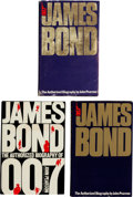 Books:Fiction, [Ian Fleming, association]. John Pearson. James Bond theauthorized biography of 007. London and New York: Sidgwick ...(Total: 3 Items)