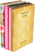 Books:Travels & Voyages, Ian Fleming [ James Bond ]. Thrilling Cities. London and NewYork: Cape and NAL, [1963, 1964].... (Total: 4 Items)