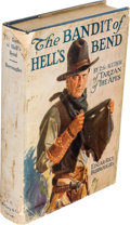 Books:Fiction, Edgar Rice Burroughs. The Bandit of Hell's Bend. Chicago:McClurg, 1925....