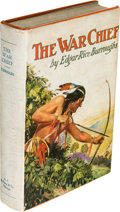 Books:Fiction, Edgar Rice Burroughs. The War Chief. Chicago: McClurg,1927....
