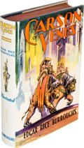 Books:Science Fiction & Fantasy, Edgar Rice Burroughs. Carson of Venus. Tarzana: Burroughs,[1939]....