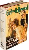 Books:Fiction, Edgar Rice Burroughs. The Girl from Hollywood. New York:Macaulay, [1923]....