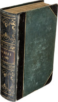 Books:Literature Pre-1900, Charles Dickens. Dombey and Son. London: Bradbury and Evans,1848. . ...