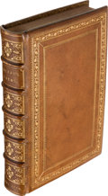 Books:Literature Pre-1900, Samuel Rogers. Poems. London: Printed for T. Cadell and E.Moxon, 1834. ...