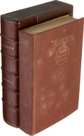 Books:Signed Editions, James Branch Cabell. Jurgen. A Comedy of Justice. New York: Robert M. McBride & Co., 1919. Includes TLS by aut...