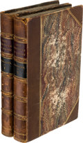 Books:First Editions, Anthony Trollope. The Last Chronicle of Barset. London:Smith, Elder and Co., 1867.... (Total: 2 Items)
