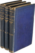 Books:Literature Pre-1900, George Meredith. Emilia in England. London: Chapman & Hall, 1864.... (Total: 3 Items)