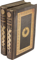 Books:Travels & Voyages, John L. Stephens. Incidents of Travel in Yucatan... Illustrated by 120 Engravings. New York, 1848.... (Total: 2 Items)