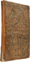 Miscellaneous:Newspaper, Bound Volume VI of The Liberator, Published by Isaac Knappand Edited by William Lloyd Garrison. ...