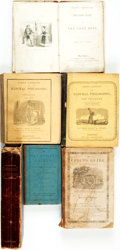 Books:Children's Books, [Children's] Group of Six Nineteenth-Century Schoolbooks orPrimers. Various publishers, 1842 - 1853. . ... (Total: 6 Items)