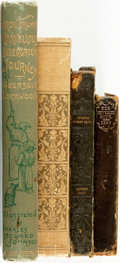 Books:Children's Books, [Children's] Group of Four Illustrated Children's Books. Variouspublishers, 1829 - 1903. . ... (Total: 4 Items)