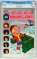 Bronze Age (1970-1979):Humor, Richie Rich Dollars and Cents #35 File Copy (Harvey, 1970) CGC NM+9.6 Off-white to white pages....