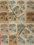 Books:Periodicals, Group of 18 Issues of Agricultural Almanac. Lancaster, PA:John Baer's Sons, 1940-1949....
