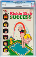 Bronze Age (1970-1979):Humor, Richie Rich Success Stories #39 (Harvey, 1971) CGC NM 9.4 Off-whiteto white pages....