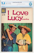 Silver Age (1956-1969):Humor, I Love Lucy #29 (Dell, 1960) CBCS NM 9.4 Off-white to white pages....