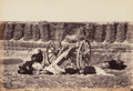 Photographs:Historical Photographs, Unknown (French, 19th Century). Results of Experiments at Camp Chalons, album, 1862. Album including 29 albumen prints. ...