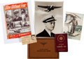 Books:Travels & Voyages, Fantastic Harold E. Gray, Trans-Pacific and Trans-Atlantic Flight Pioneer Archive....
