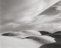 Photographs, Edward Henry Weston (American, 1886-1958). Dunes, Oceano, 1936. Gelatin silver, printed by Brett Weston circa 1952. 7-1/...