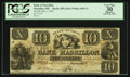Obsoletes By State:Ohio, Massillon, OH - Bank of Massillon $10 Jul. 1, 1853 Wolka 1609-11....