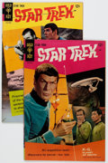 Silver Age (1956-1969):Science Fiction, Star Trek #1 and 2 Group (Gold Key, 1967-68).... (Total: 2 ComicBooks)
