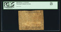 Colonial Notes:Maryland, Maryland December 7, 1775 $1/2 PCGS Fine 15.. ...