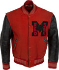 Baseball Collectibles:Others, 1940's Memphis Red Sox Negro League Jacket. ...
