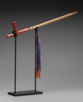 Other, A Sioux Pipe . c. 1900... (Total: 3 )