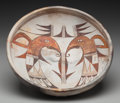 American Indian Art:Pottery, A Hopi Polychrome Bowl. c. 1920...
