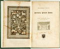 Books:Reference & Bibliography, [Books about Books]. John Martin. Bibliographical Catalogue ofPrivately Printed Books. [London: John Van Voorst, 18...