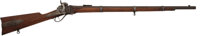 Identified Berdan's Sharps Rifle Serial Number 57077, With Company F 1st USSS Record Book Listing the Owner and the Rifl...