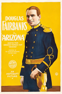 "Arizona (Artcraft, 1918). One Sheet (27.25"" X 41"")"