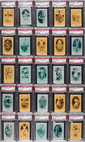 Baseball Cards:Sets, 1922 E120 American Caramel Near Set (227/240) - #1 on the PSA SetRegistry. ...