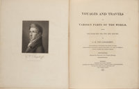 G.H. Von Langsdorff. Voyages and Travels in Various Parts of the World during the Years 1803, 1804, 1805, 1806