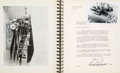 Books:Americana & American History, [Aviation]. Album of Correspondence, Photographs, and Signatures of Famous Pilots. 1930-1981....