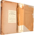 Books:Children's Books, Henry Van Dyke. SIGNED. The Story of the Other Wise Man. NewYork: Harper & Brothers, [1920]. ...