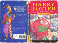 J. K. Rowling. Harry Potter and the Philosopher's Stone. [London]: Bloomsbury, [1997]