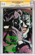 Modern Age (1980-Present):Superhero, Batman: The Killing Joke #nn First Printing Signature Series (DC,1988) CGC NM/MT 9.8 White pages....
