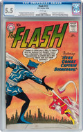 Silver Age (1956-1969):Superhero, The Flash #117 (DC, 1960) CGC FN- 5.5 White pages....