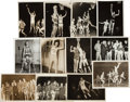 Basketball Collectibles:Photos, 1940's St. John's, Kentucky, Utah & Other College BasketballPhotographs Lot of 300+....