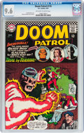 Silver Age (1956-1969):Superhero, Doom Patrol #110 (DC, 1967) CGC NM+ 9.6 Off-white to white pages....