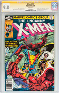 Modern Age (1980-Present):Superhero, X-Men #129 Signature Series (Marvel, 1980) CGC NM/MT 9.8 Whitepages....