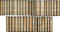 Books:World History, Sir Winston S. Churchill. The Centenary Limited Edition of The Collected Works of Sir Winston Churchill. [and:... (Total: 39 Items)