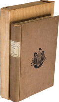 Books:Literature 1900-up, D.H. Lawrence. Lady Chatterley's Lover. [Florence]:Privately Printed, 1928.. ...