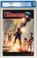 Modern Age (1980-Present):Superhero, The Ultimates #1 (Marvel, 2002) CGC NM/MT 9.8 White pages....
