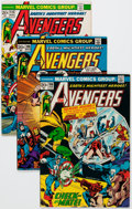 Bronze Age (1970-1979):Superhero, The Avengers Group of 41 (Marvel, 1973-76) Condition: AverageVF+.... (Total: 41 Comic Books)